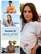 2016 Buckle Annual Report